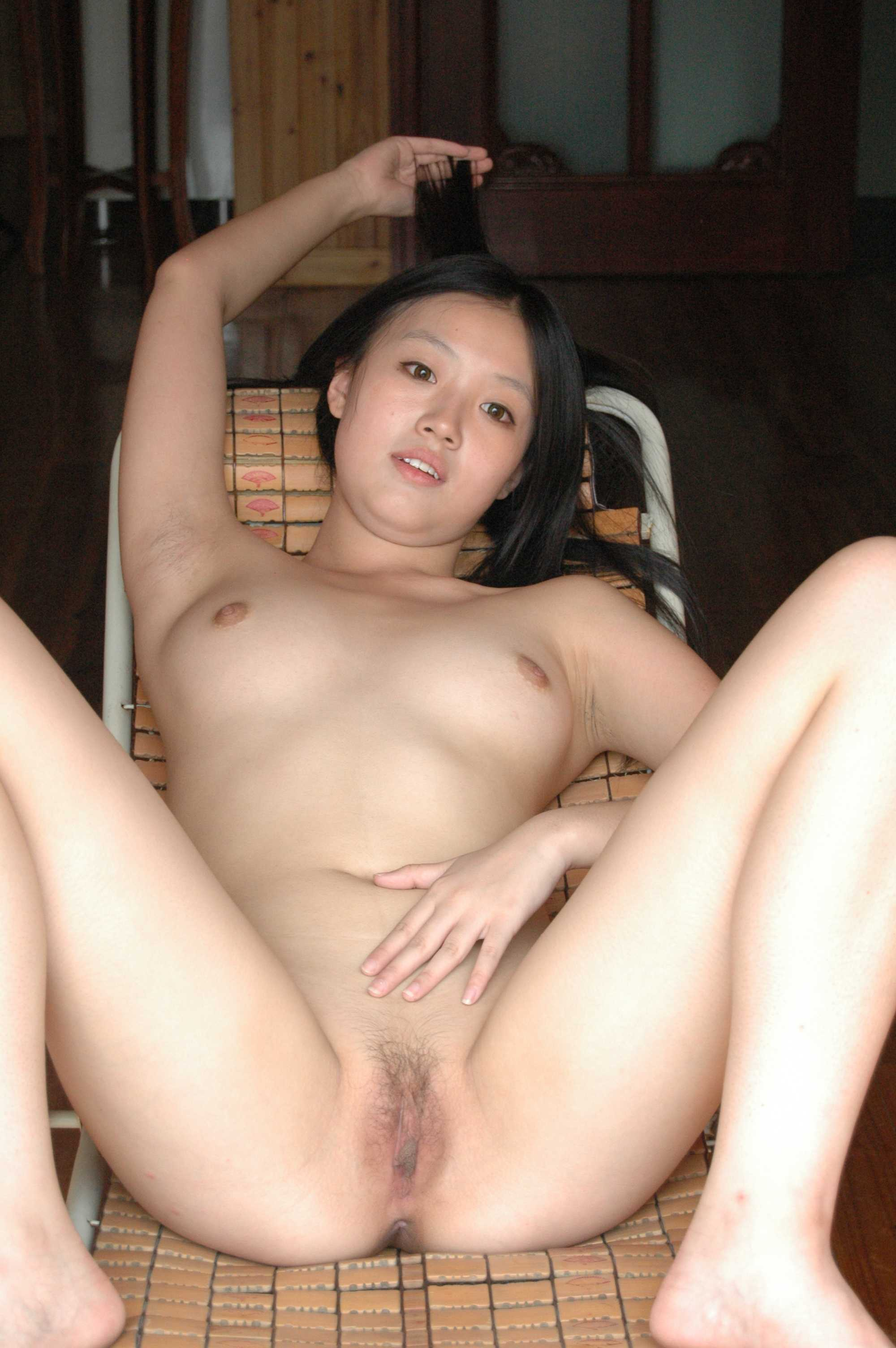 Nude Chinese Art S Model Puntang Picture