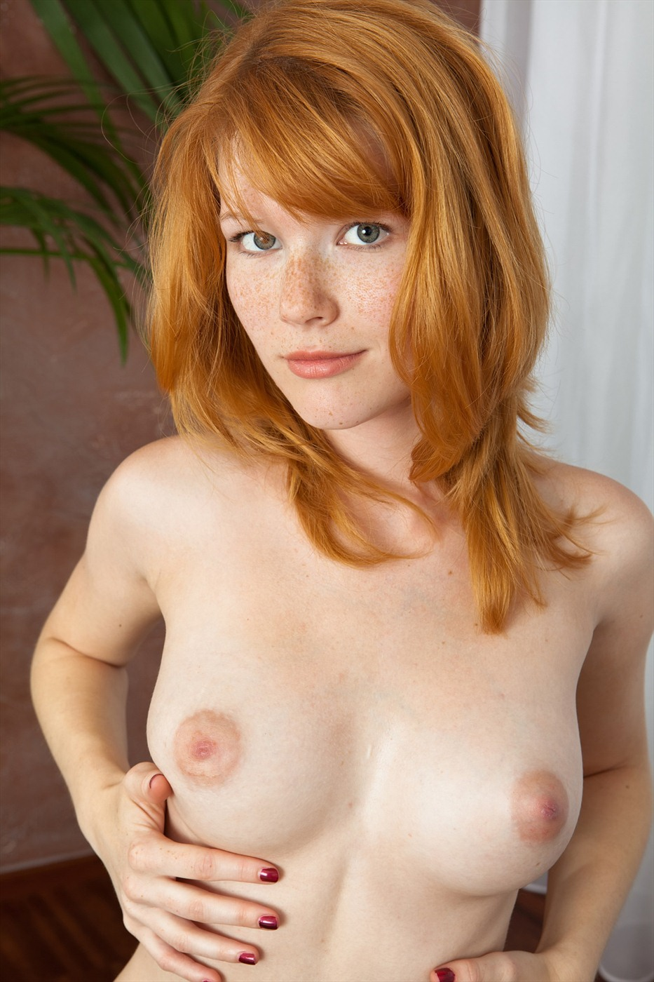 Are not Redhead irish girl nude