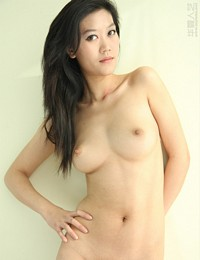 02 Chinese Nude Model Pussy Fpc042