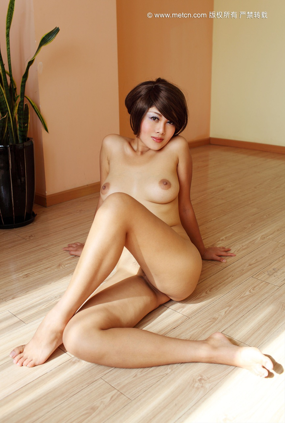 Chinese Nude Model Aolei