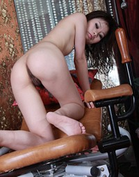 02 Asian Chinese Nude Model Ximi2