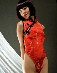 01 Asian Chinese Nude Model Zengxiaowei1