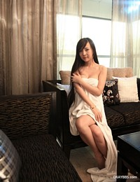 Chinese Nude Model GanLouLou1