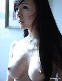 Chinese Nude Model GanLouLou2