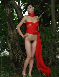 Chinese Nude Model Sisi2