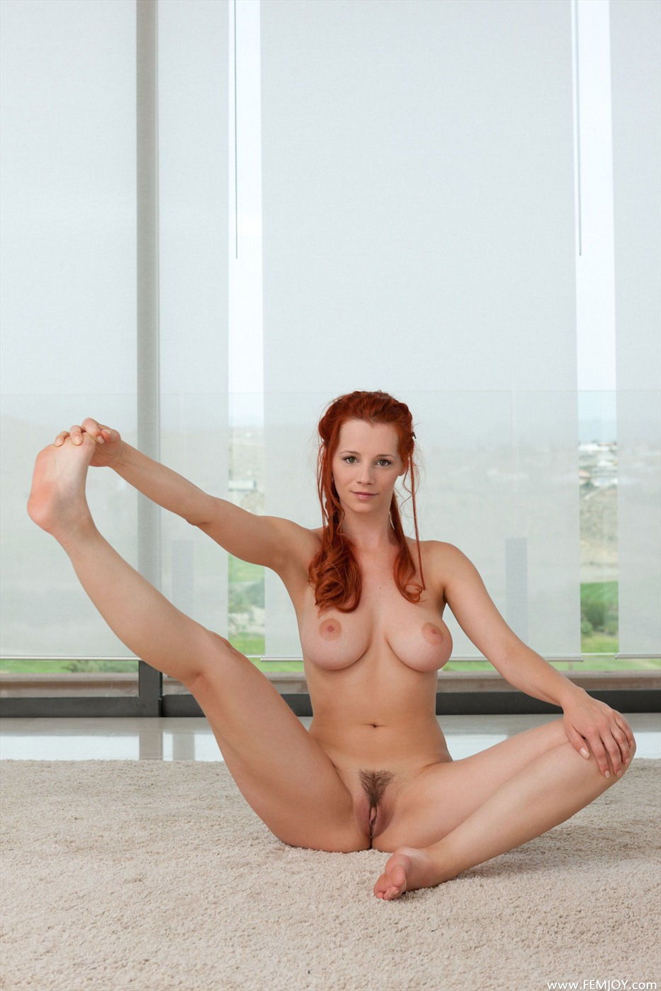simply redhead pussy fucks herself camsisexxxnet join. was and