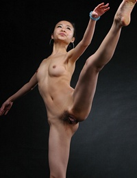 Chinese Nude BeiBei Pussy