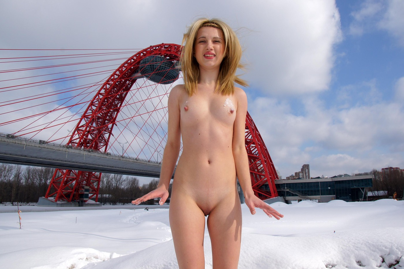 nude in russia