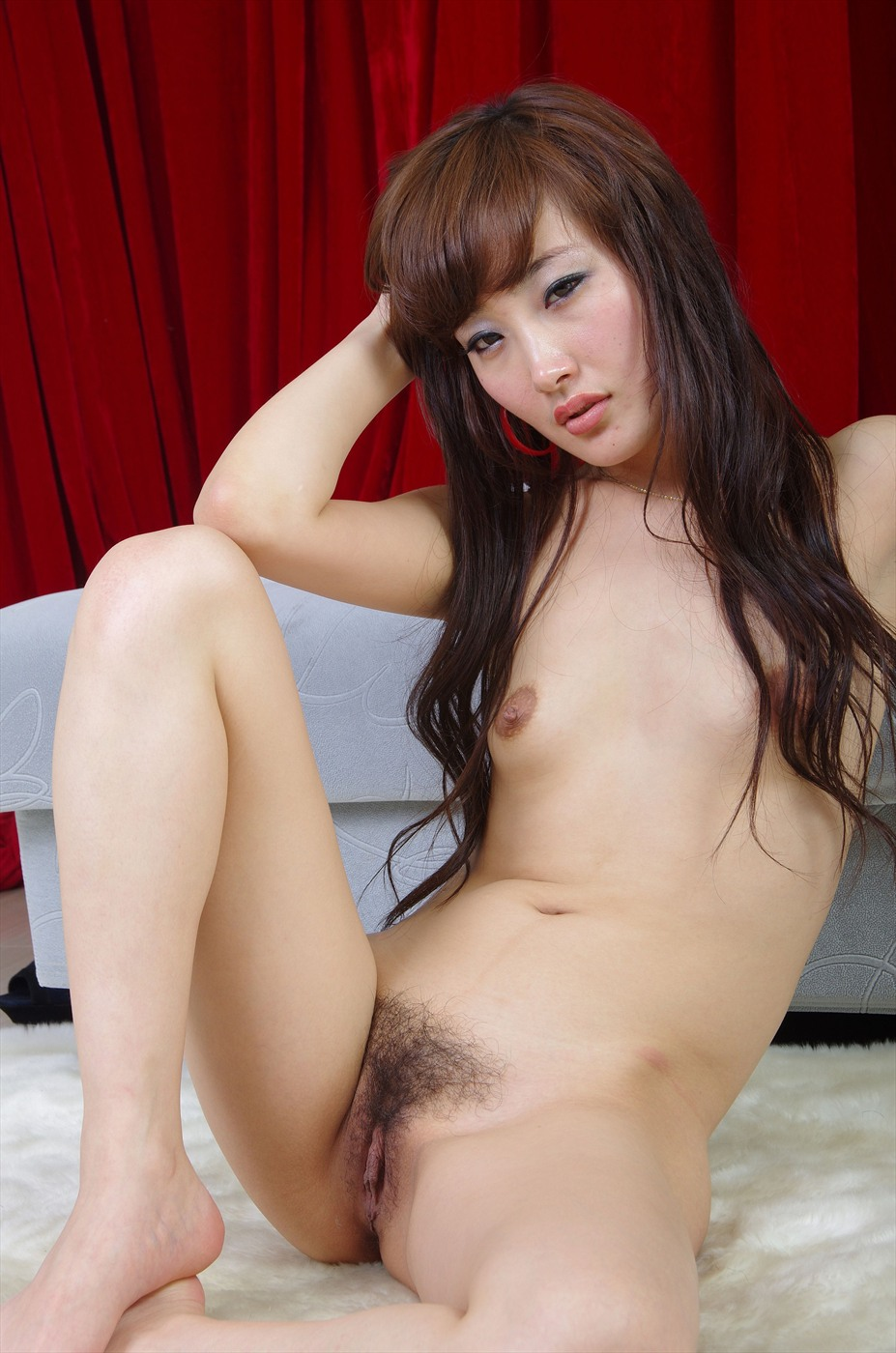 Hairy nudes from of asian behind pussy