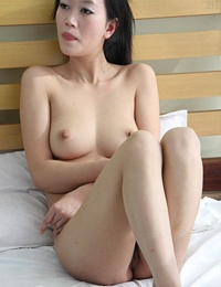 Nude chinese Asian