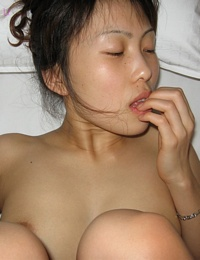 Asian Nude Girlfriend