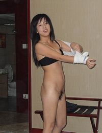 Asian Wife Nude