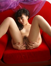 Asian Nude Ayihan