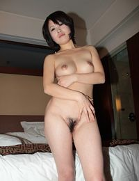 Chinese Naked Model JY