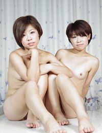 China Naked Twins Pussy