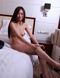 China Girl Maoting Fat Pussy