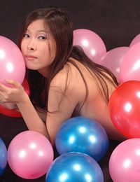 Asian Girl Linran Nude