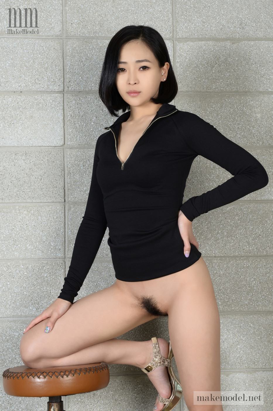 Korean butt fuck