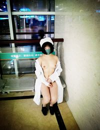 Chinese Nurse Nude